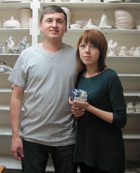 Карпухины Иван и Ирина
